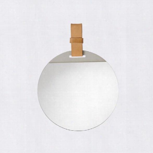 Enter Mirror Design By Soren Rose Studio For Ferm Living