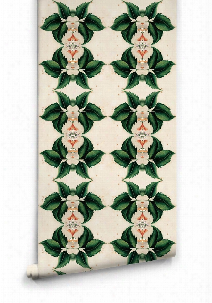 Euphemia 2 Wallpaper From The Lazybones Collection By Milton & King