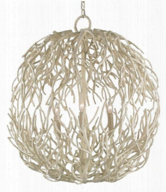 Eventide Sphere Chandelier Design By Currey & Company