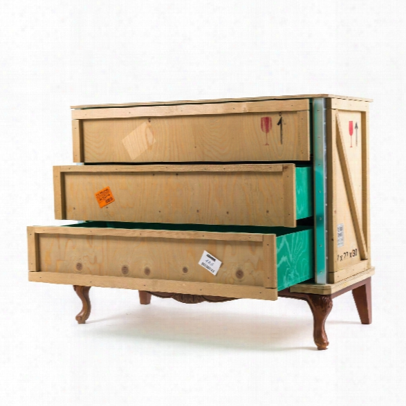 Export Como Chest Of 3 Drawers Base Design By Seletti