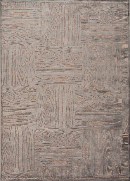 Fables Rug In Neutral Grey & Wild Dove Design By Jaipur