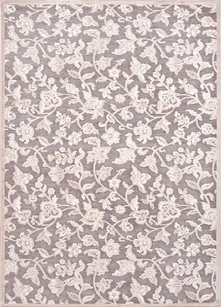 Fables Rug In Wild Dove & Gardenia Design By Jaipur