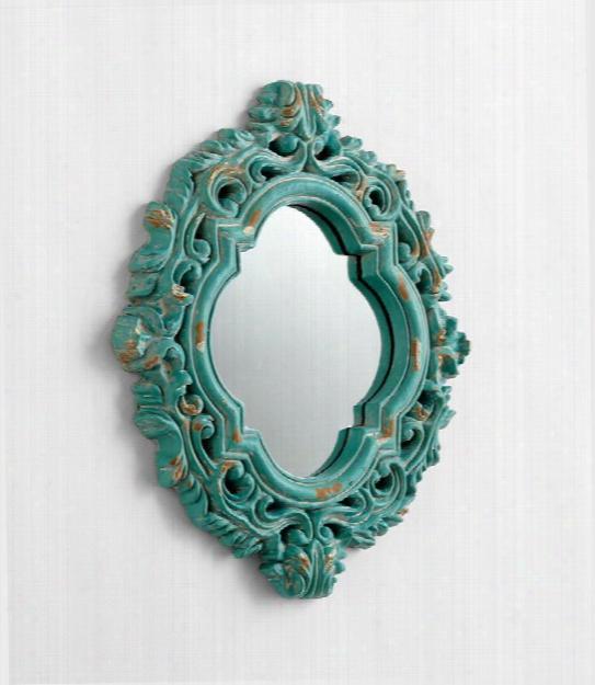 Fairest Of Them All Mirror Design By Cyan Design