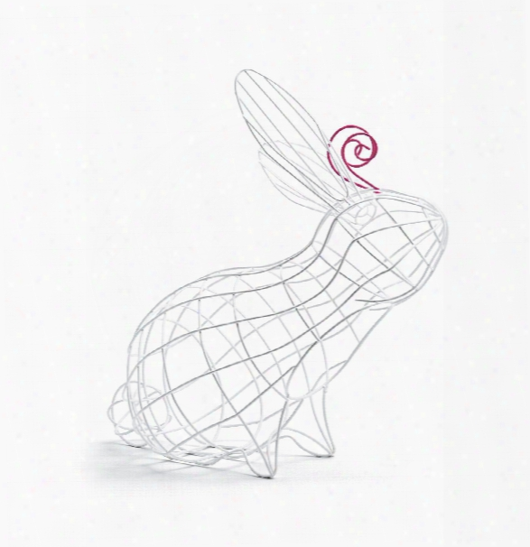 Fantastico Domestico Rabbit Basket Design By Seletti