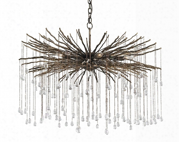 Fen Chandelier Design By Currey & Company