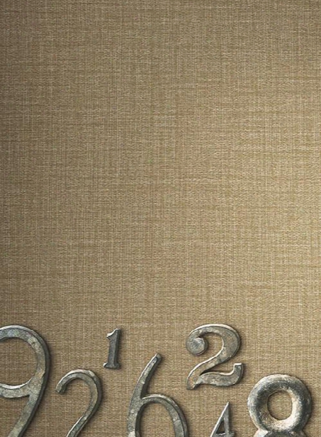Filament Wallpaper In Tan Design By Ronald Redding For York Wallcoverings