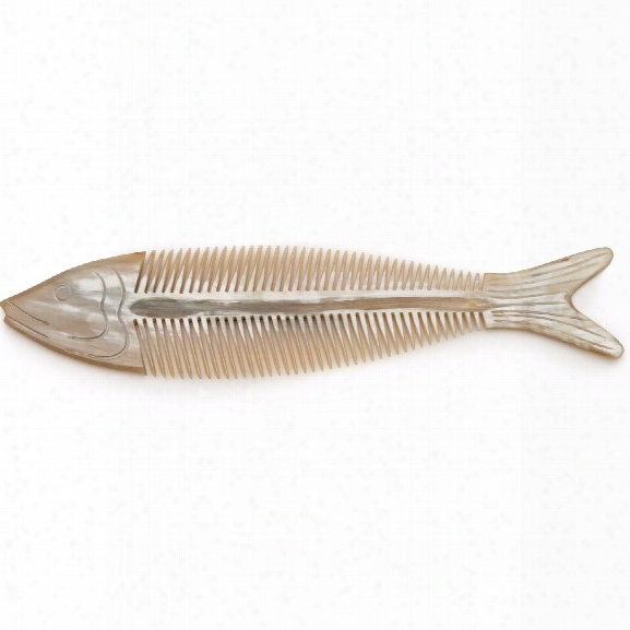 Fish Comb Design By Siren Song