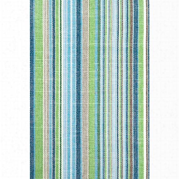 Fisher Ticking Ticking Indoor/outdoor Rug Design By Dash & Albert