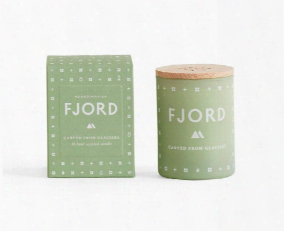 Fjord Mini Scented Candle Design By Skandinavisk