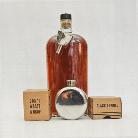 Flask Funnel Design By Izola