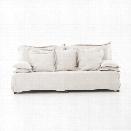 Equire Bellevue's Sofa in Namur Herringbone Ivory