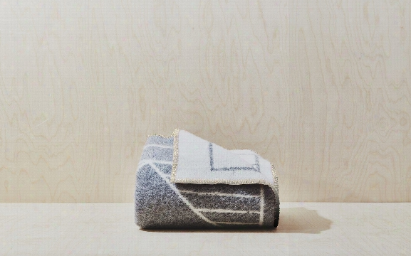 Alyson Fox Alpine Throw In Snow Design By Hawkins New York