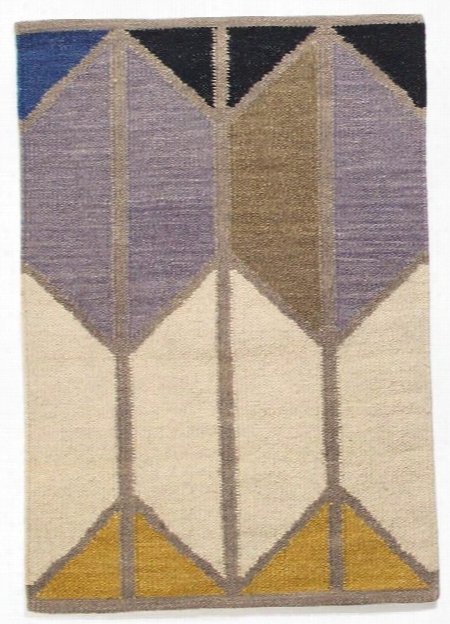 Alyson Fox Shapes Rug In Grey Combo Design By Hawkins New York