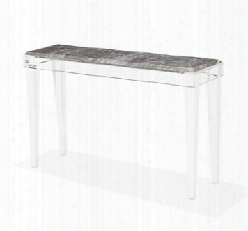 Amal Italian Gray Console Table Design By Interlude Home