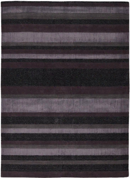 Amigo Collection Hand-woven Area Rug In Purple Design By Chandra Rugs
