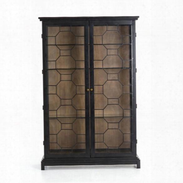 Amma Cabinet In Black