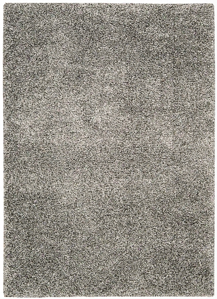 Amore Collection Shag Area Rug In Stone Design By Nourison