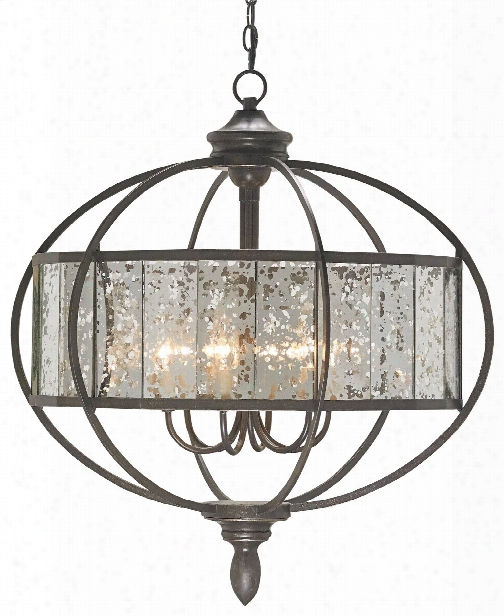 Florence Chandelier Design By Currey & Company