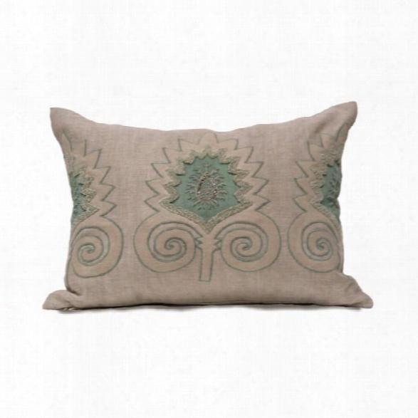 Florence Garden Pillow Design By Bliss Studio