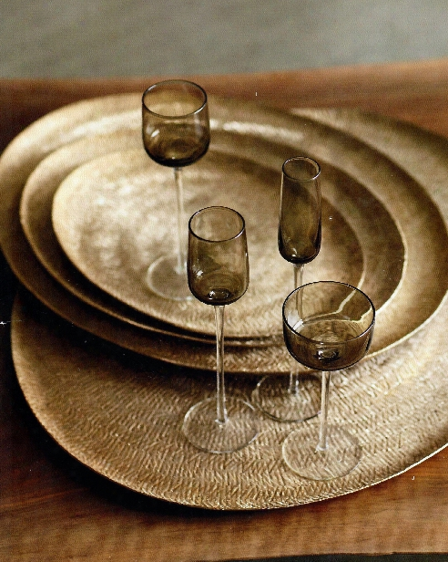 Fonce Glassware & Forge Dessert By Roost