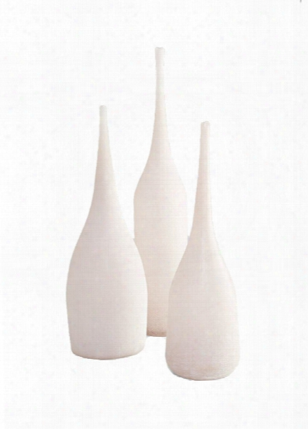 Fontana Vase In Various Sizes Design By Cyan Design