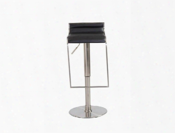 Forest Bar/counter Stool In Black Design By Euro Style