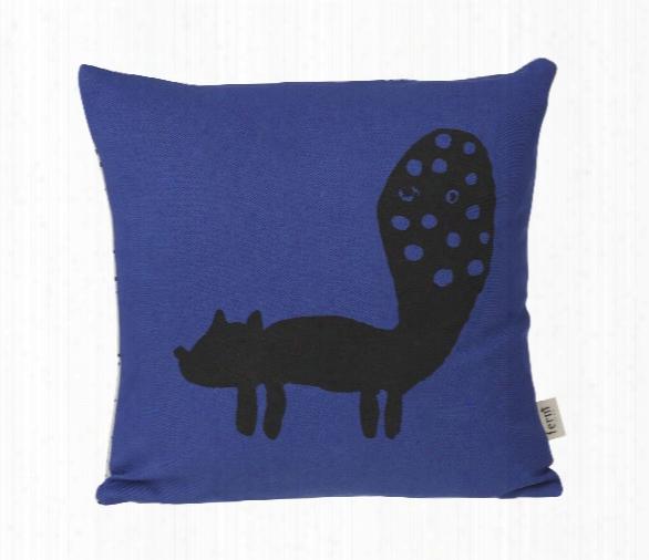 Fox Silhouette Cushion Design By Ferm Living