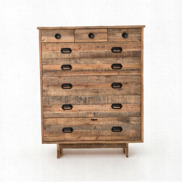 Freel Chest In Rustic Natural