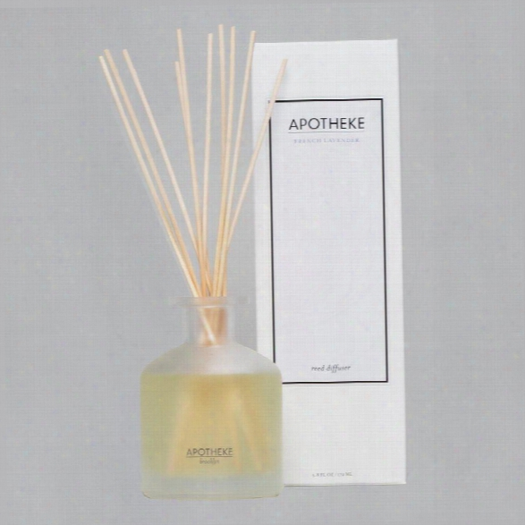 French Lavender Reed Diffuser Design By Apotheke
