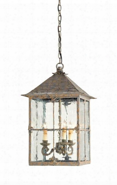 Bellamy Lantern Design By Currey & Company