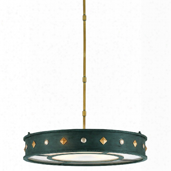 Bentley Chandelier Design By Currey & Company