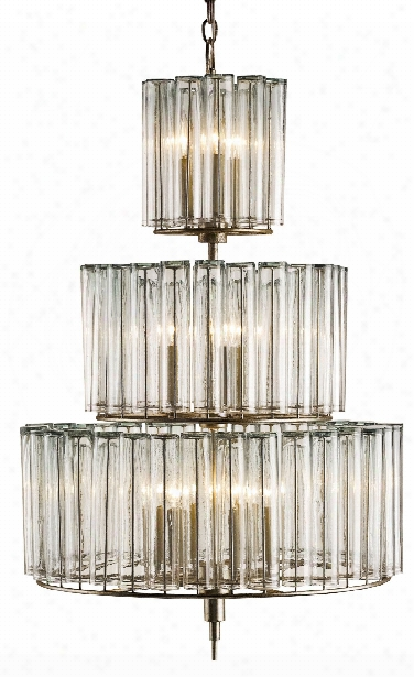 Bevilacqua Medium Chandelier Design By Currey & Company