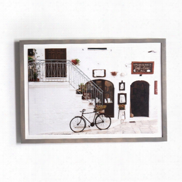 Bicycle Itly Wall Art