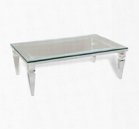Savannah Rectangular Cocktail Table Design By Interlude Home