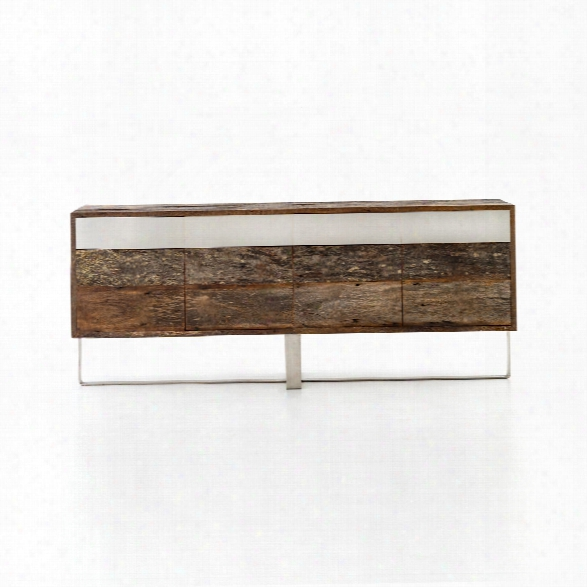 Scott Sideboard In Peroba Natural