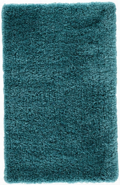 Seagrove Solid Teal Area Rug Design By Jaipur