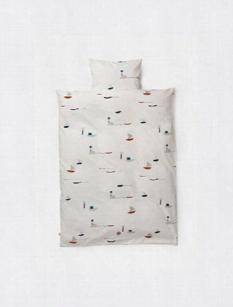 Seaside Bedding Set In Various Sizes Design By Ferm Living