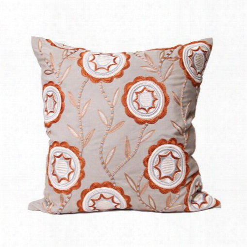 Seed Flower Pillow Design By Bliss Studio
