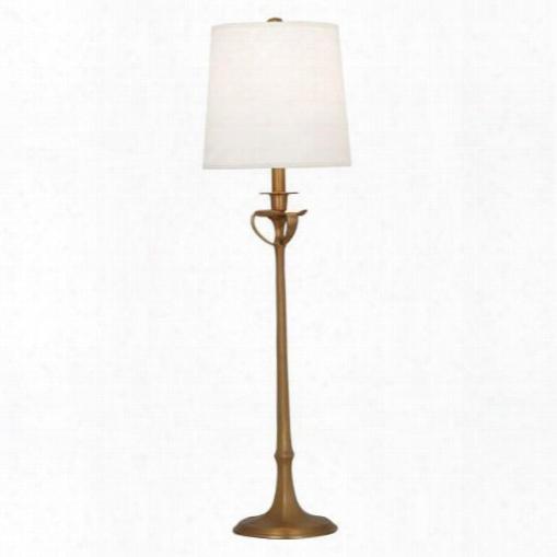 Seine Buffet Lamp In Aged Brass Design By Jonathan Adler