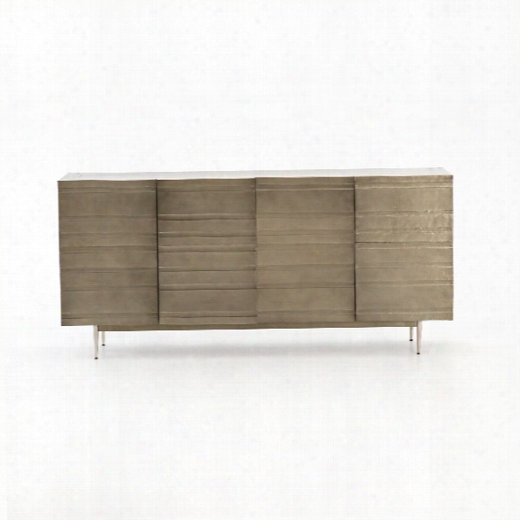 Selena Sideboard In Cinder Brown