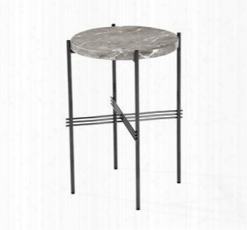 Selita Italian Gray Drink Table Design By Interlude Hime