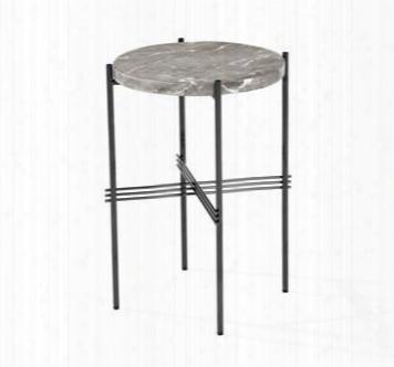 Selita Italian Gray Drink Table Design By Interlude Hime