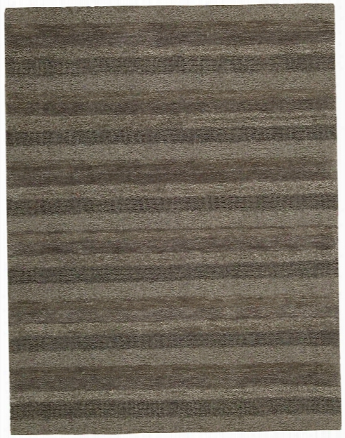 Sequoia 100% New Zealand Wool Area Rug In Woodland Design By Calvin Klein Home