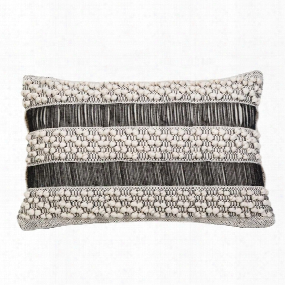 Serena Hand Woven Pillow Design By Pom Pom At Home