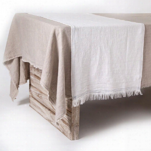Set Of 2 Jules Table Runners In Various Colors Design By Pom Pom At Home