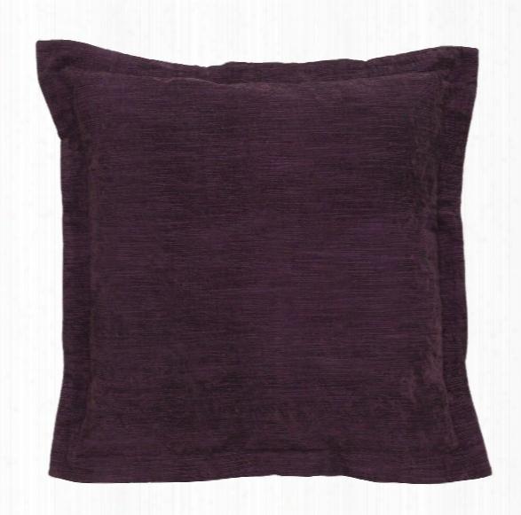 Set Of 2 Lapis Plum 22x22 Pillow Design By Villa Home