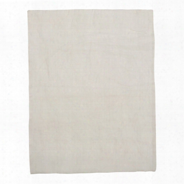 Set Of 2 Pure Linen Looped Towels Design By Sir/madam