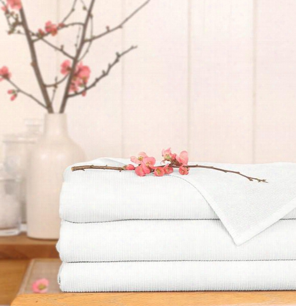 Set Of 3 Serene Bath Sheets In Assorted Colors Design By Turkish Towel Company