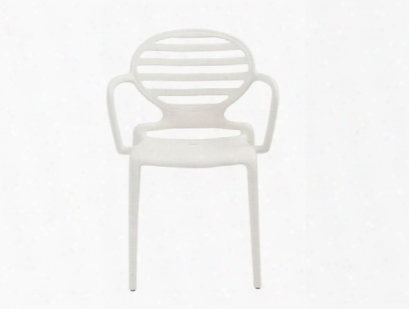 Set Of Four Cokka Arm Chairs Design Byy Euro Style