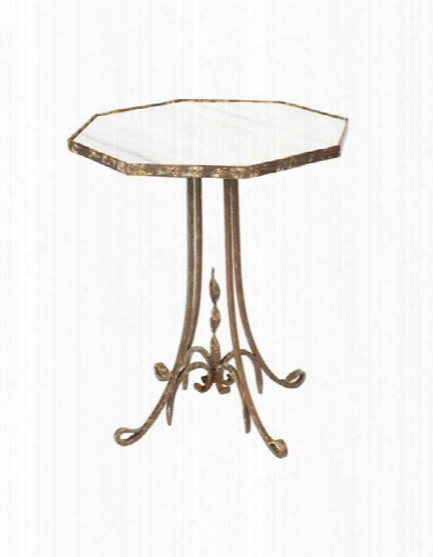 Set Of Two Lund Side Table In Rustic Storm Design By Aidan Gray